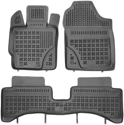 201430 Toyota Yaris Hybride 2014- Skål mattor