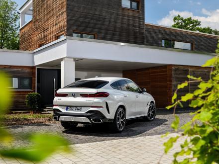 Ny! Bilmattor till BMW X6 (G06) 2019 ->