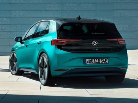 Ny! Bilmattor till Volkswagen ID.3