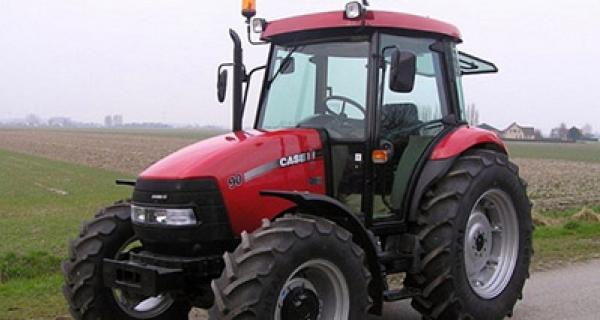 Case JX 75 tm 115 serie