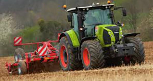 Claas Arion 500-600 & Axion 800-900