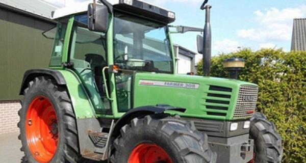 Fendt Farmer 308 serie 1993-1999