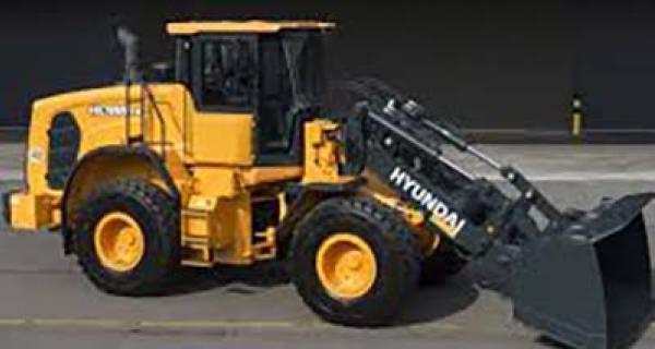 HYUNDAI HL 955-960-970-980 hjullastare 2016