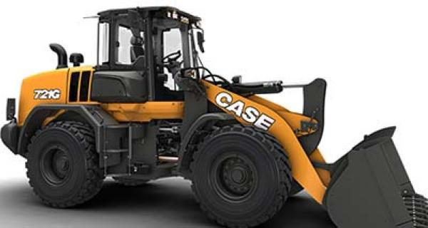 Case hjullastare 7.21G / 6.21