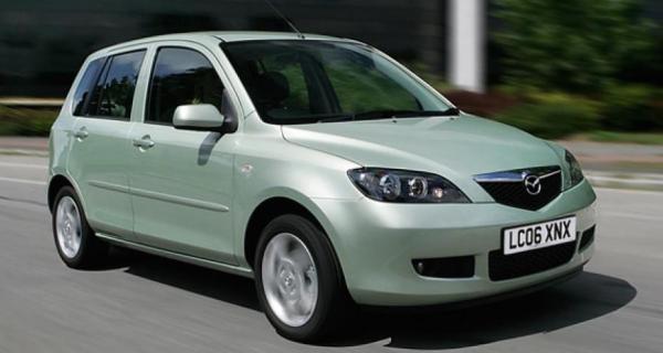 5-dörrar MPV 2006-2008